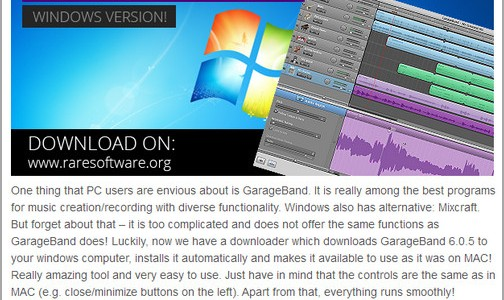 Free Download GarageBand for PC