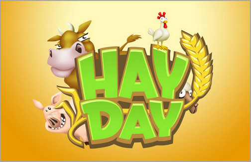 Hay Day Game Logo