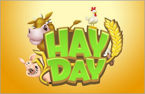 Hay Day Game Logo