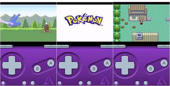 Playing Pokemon on iPhone with GBA4iOS