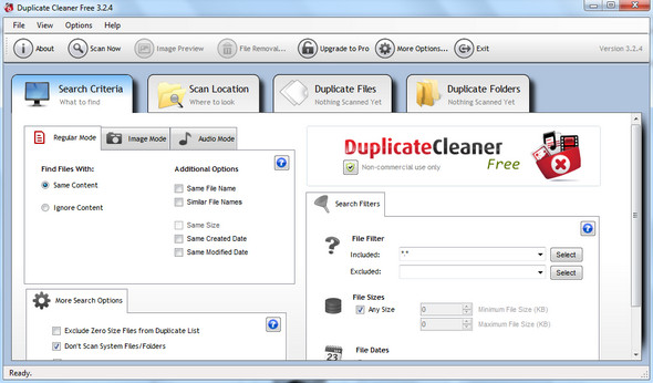 Duplicate File Cleaning 1