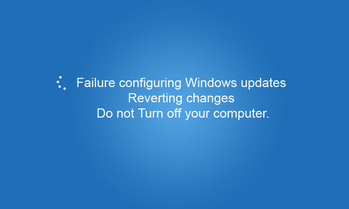 Failure Configuring Windows Update Featured Image