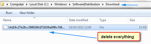 How to Fix ''Failure Configuring Windows Updates'' Issue