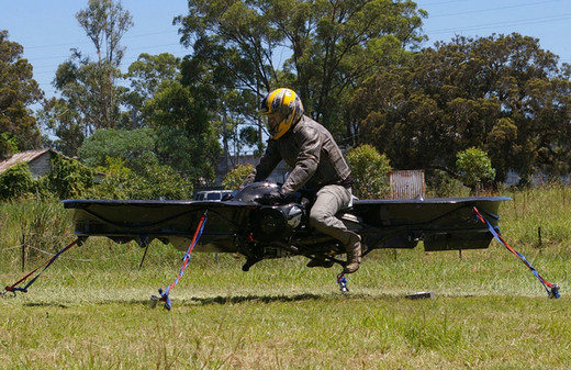 Hoverbike, a cool invention
