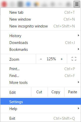 Deleting Browsing Data