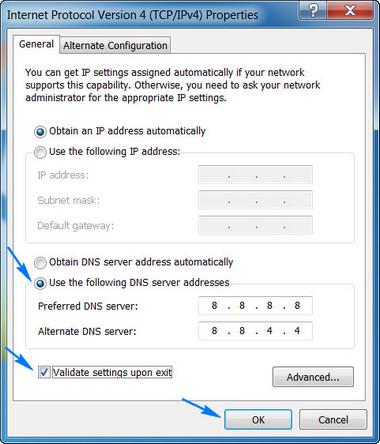 Adding DNS