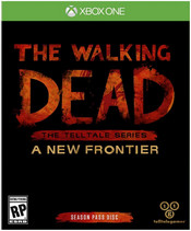 The Walking Dead 2017 Xbox One
