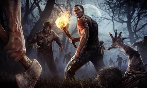 Xbox One Zombie Game