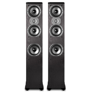 Polk Audio TSi400 4-Way Tower Speakers