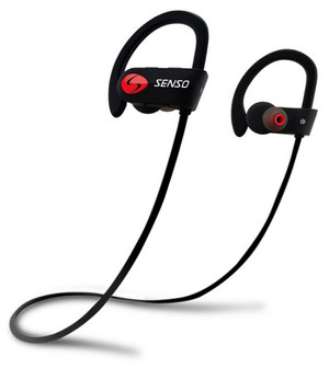 SENSO Wireless Sports Earphones