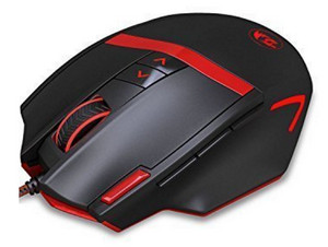 Redragon M801 Mammoth Programmable Laser Mouse
