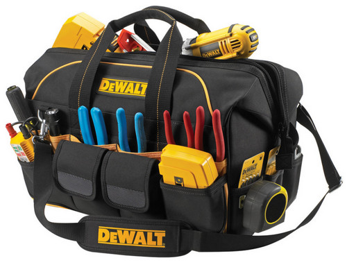 Dewalt Electrician Tool Bag