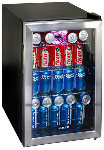 NewAir AB-850 84-Can Beverage Cooler