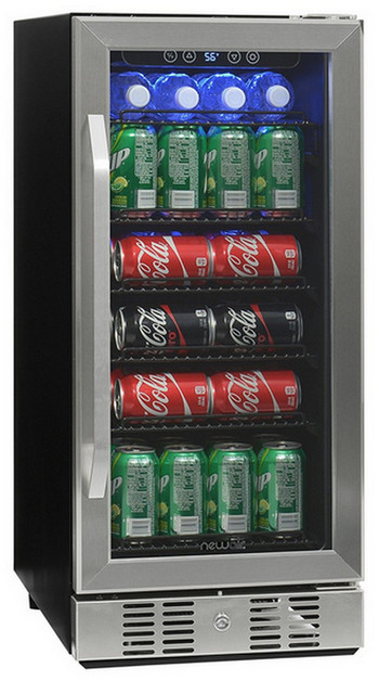 NewAir ABR-960 Compact 96 Can Built-In Beverage Cooler