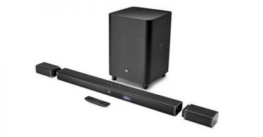 Best Soundbar Under 100 Dollars Featured