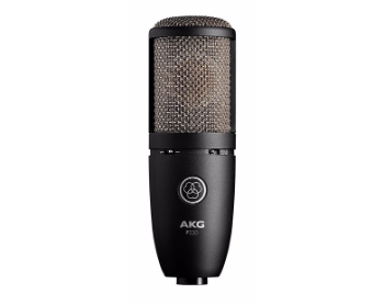 AKG P220 High-Performance Vocal Condenser Microphone