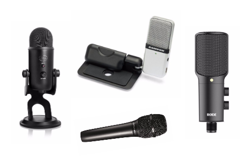 7 of the Best Condenser Microphones under Review in 2018