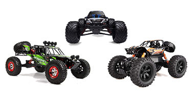 Remote-Controlled-Truck