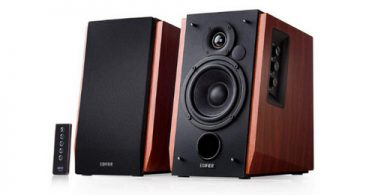 Bookshelf Speaker Under 200 Featured