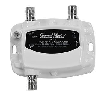 Channel Master CM-3410 Ultra Mini Amplifier