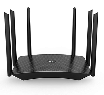 MOTOROLA AC1700 Dual-Band WiFi Gigabit Router MR1700