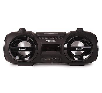 1. Toshiba TY-CWU500 Boombox