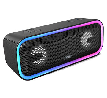 DOSS SoundBox Pro+ Wireless Bluetooth Speaker