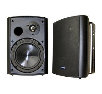 """AVX Audio PSP-B1 6.5"""" Outdoor Weatherproof Patio Speaker"""