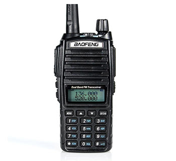 BaoFeng UV-82HP Handheld Radio