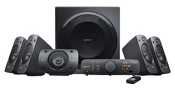Logitech Z906 5.1 digital surround