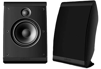 Polk Audio OWM3 Bookshelf Speakers