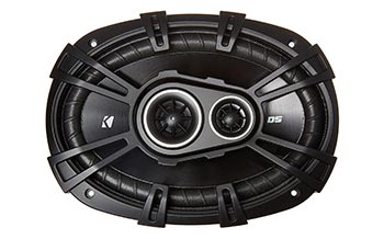 Kicker 43DSC69304 D-Series Coaxial Car Speakers