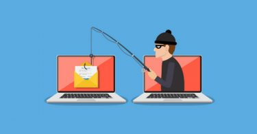 Phishing attack featured